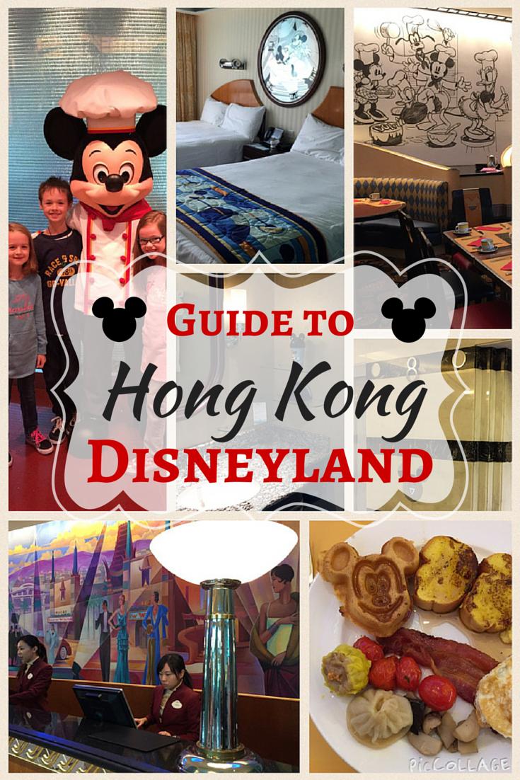 Hong Kong Disneyland Ultimate Trip Planning Guide 2019