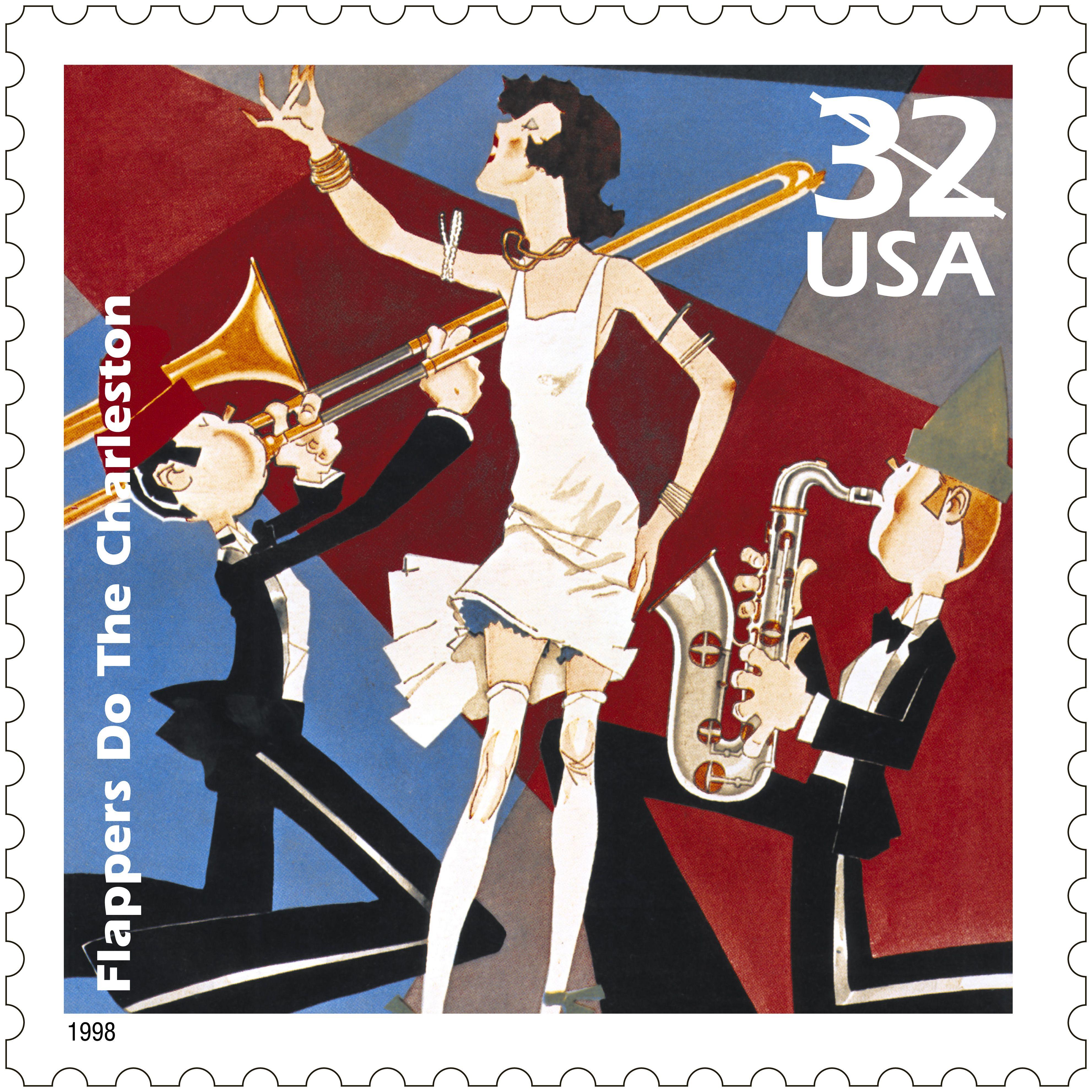 Caricaturist John Held Jr Portrayed The Fun Loving Escapist Lifestyle Of The Roaring Twenties