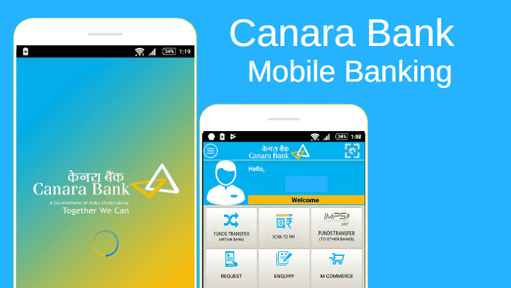 how to set pin for canara bank credit card