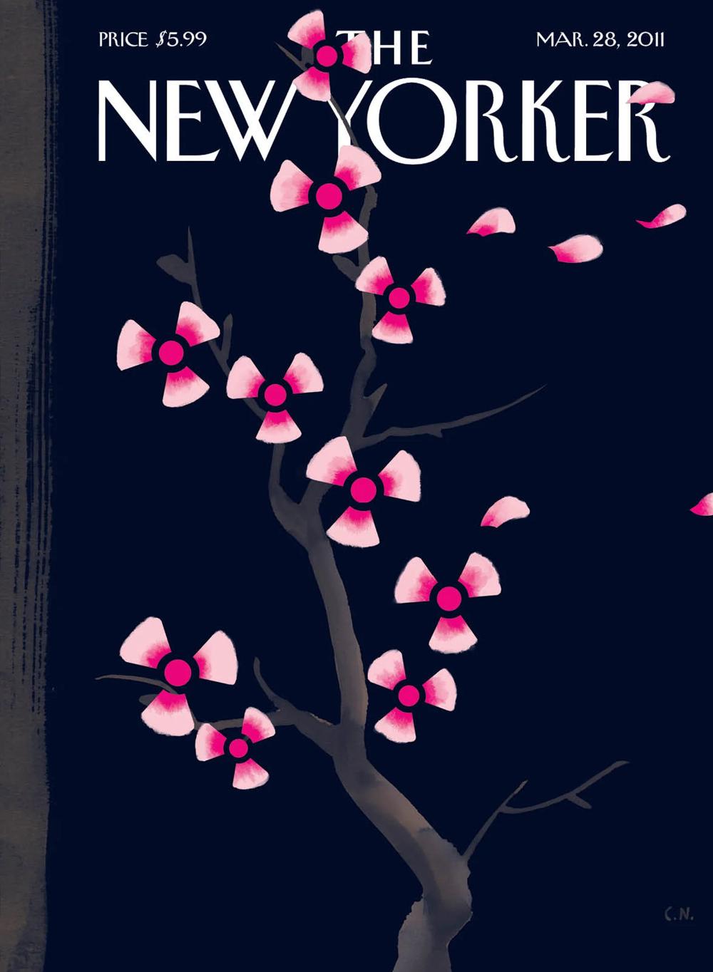 """Christoph Niemann's """"Critical Mass"""" The New Yorker"""
