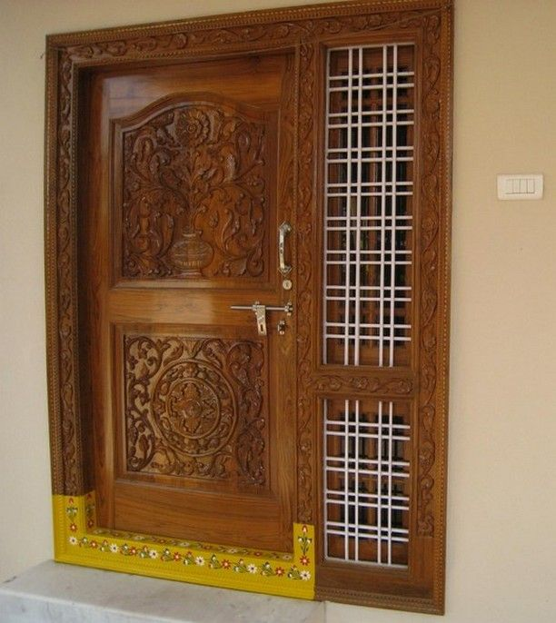 Image result for front door wood carving designs | house | Pinterest ...