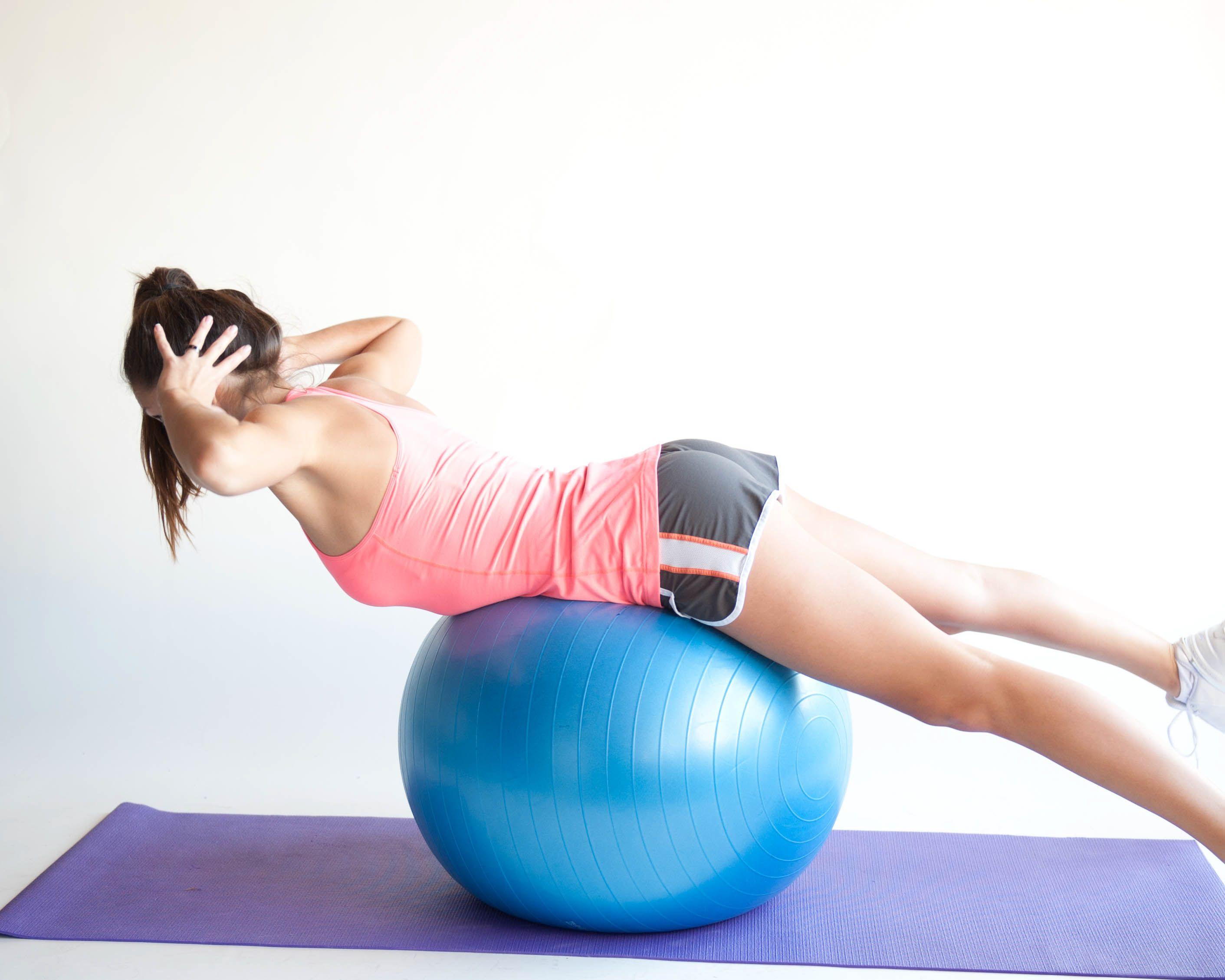 Фитнес мяч похудение отзывы