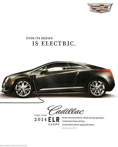 Cadillac, Automobile
