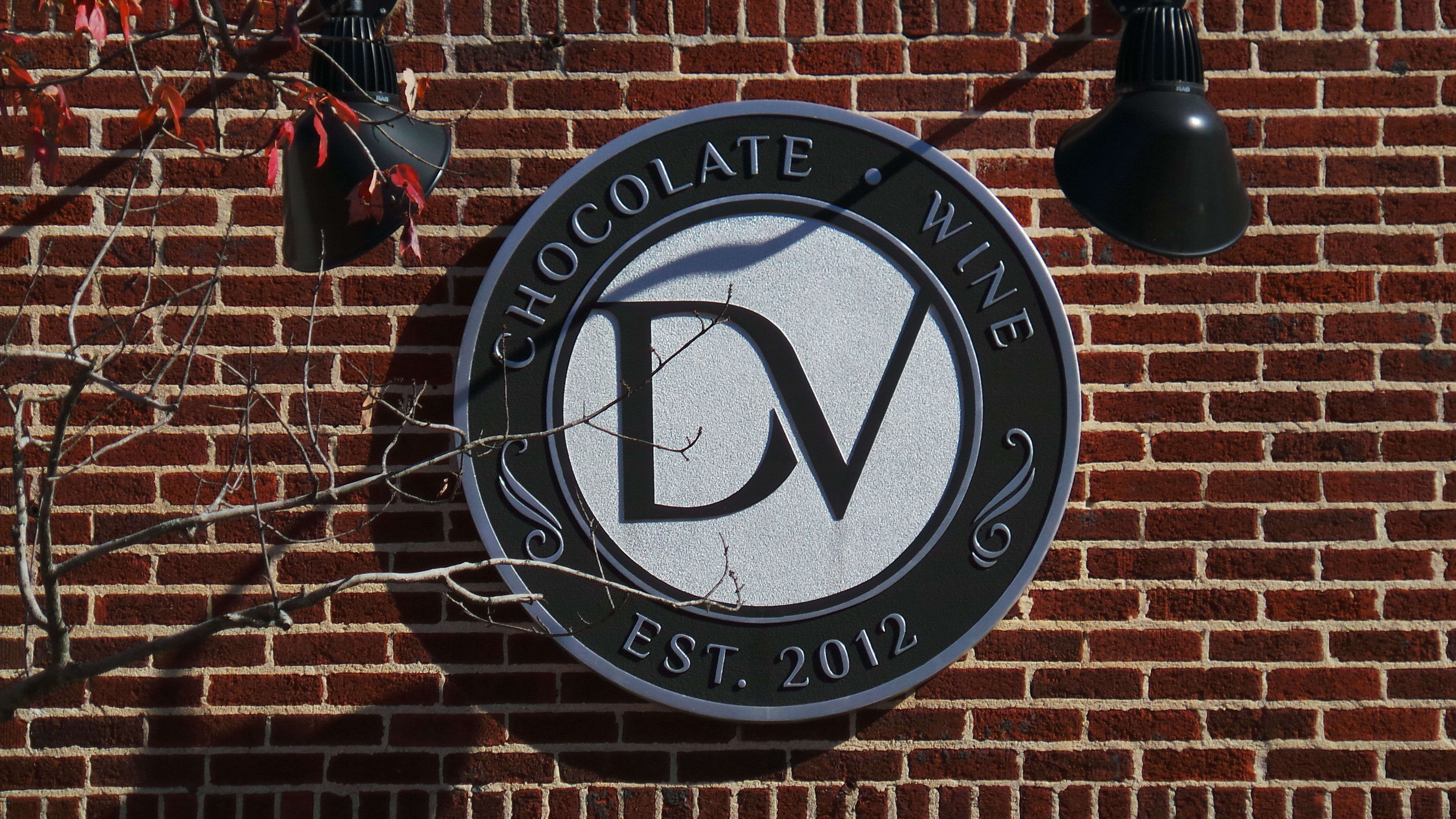 Another place to visit while in Florence, SC is Dolce Vita Chocolate & Wine Tasting Room. The place is very cozy and offers a unique experience. #GoNative #spon