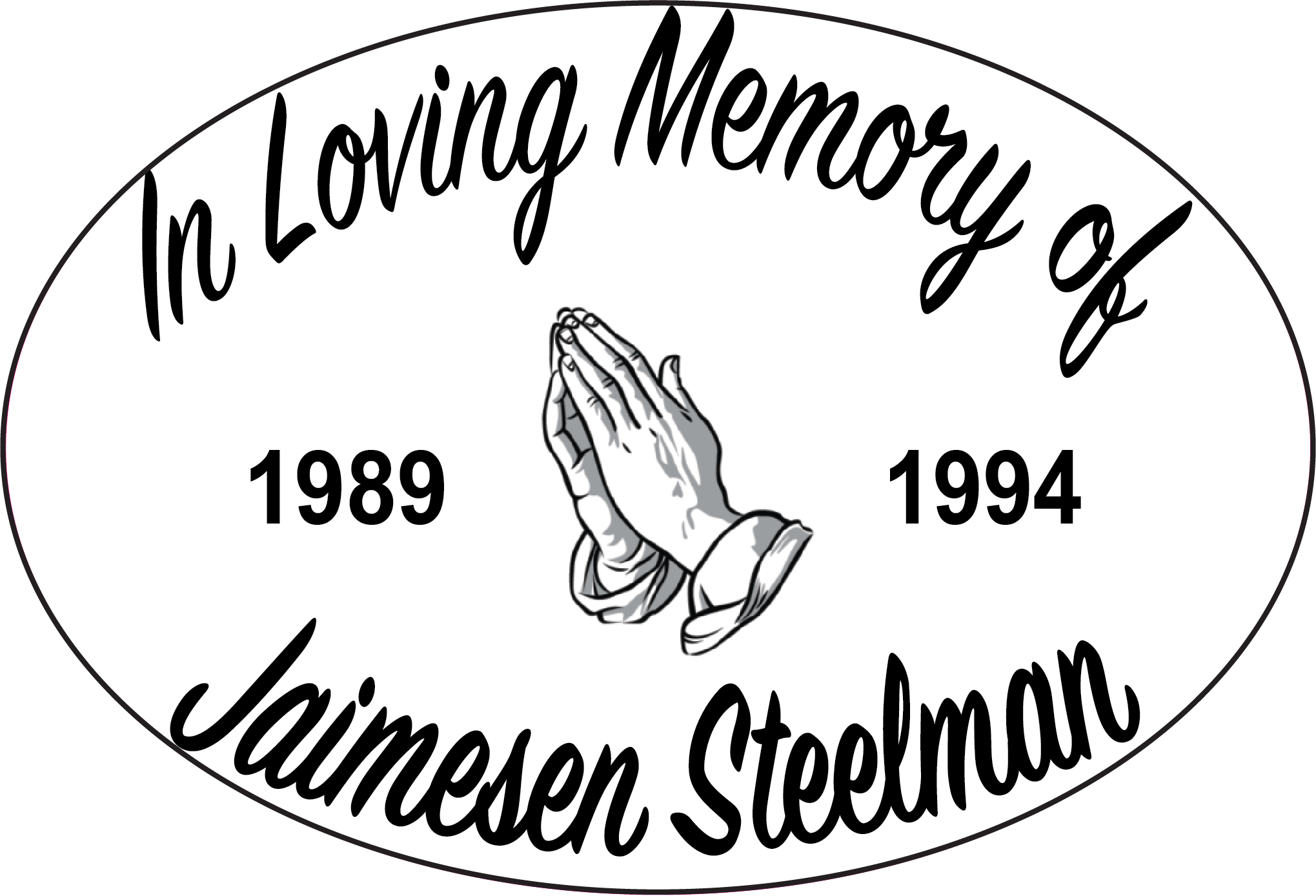 Personalized In Loving Memory Decal In Loving Memory In Loving Memory Quotes Memories
