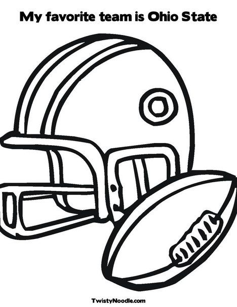 ohio state coloring pages OSU Coloring page | Ohio State Buckeyes ❤ | Pinterest | Sports  ohio state coloring pages