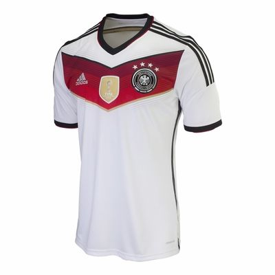 100% authentic 05ad7 119b6 adidas Germany 2014/2015 4 Stars Jersey - Home   2014 FIFA ...
