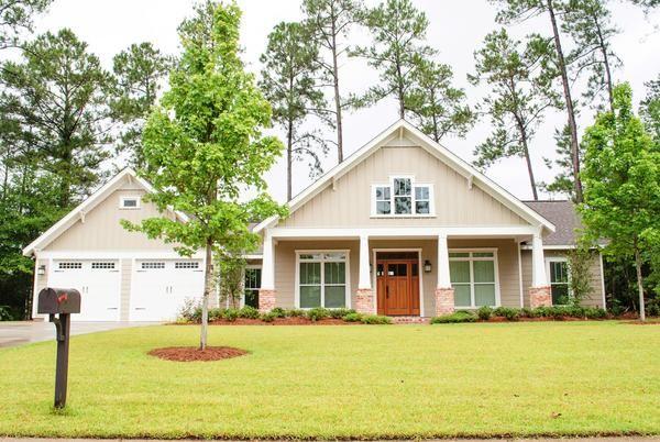Carterville House Plan Best Garage storage and Pantry ideas