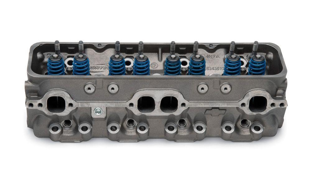Small Port Vortec Bowtie Cylinder Head Assembly Cylinder Head Cylinder Valve Cover