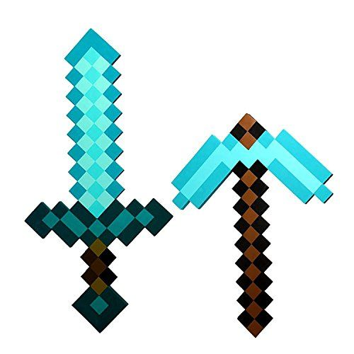Steps For A Diy Minecraft Sword Made From Wood Minecraft Sword Minecraft Diamond Sword Minecraft Pattern