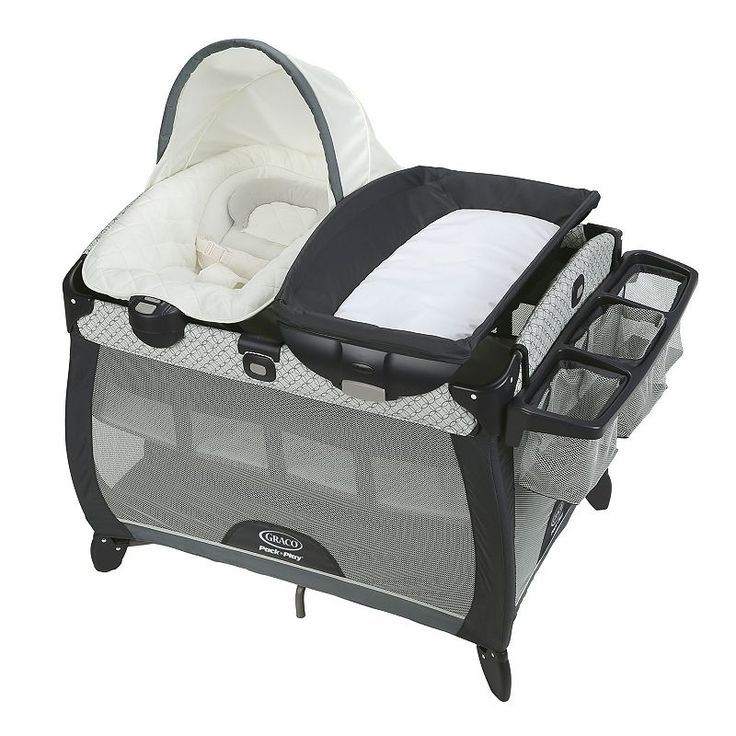 Graco Pack 'n Play Quick Connect Portable Napper Deluxe