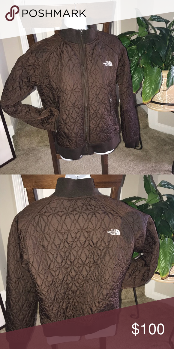 North face bomber jacket. Super cute mid weight jacket. Limited closet  space downsizing closer. Like brand new. Smoke free. Pet free. 51e29146b