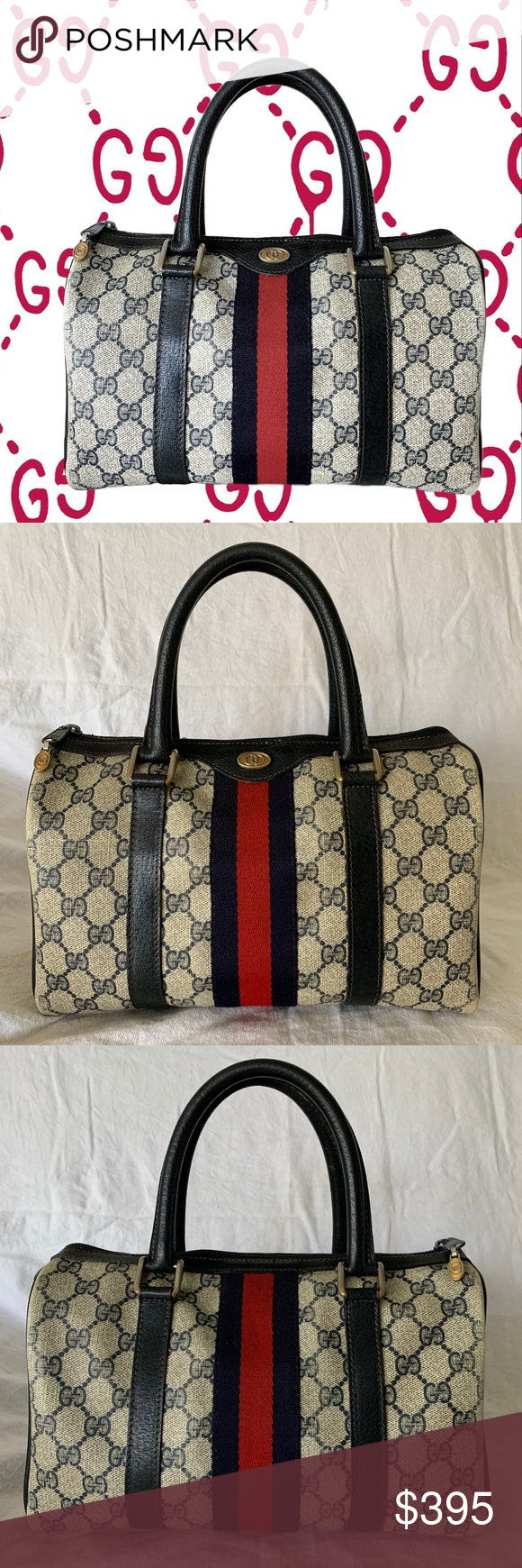 Gucci Bag Gucci Vintage Bag Gucci Bag Bags
