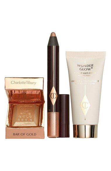 Charlotte Tilbury '24 Karat Glow' Set (Limited Edition) (Nordstrom Exclusive) ($90 Value) available at #Nordstrom