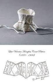 Resultado de imagen de make a miniature corset