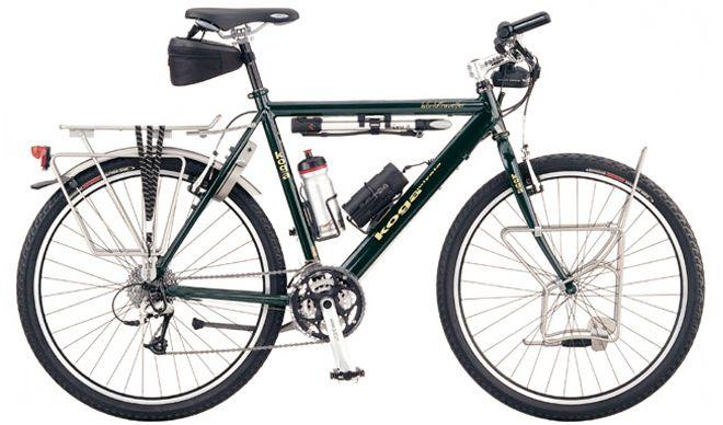 Koga Miyata Touring Bicycle Touring Bicycles Bicycle Bike