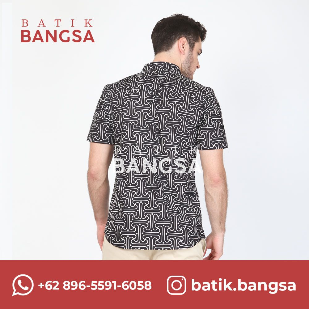Batik Modern Pria Batik Modern Indonesia Batik Modern