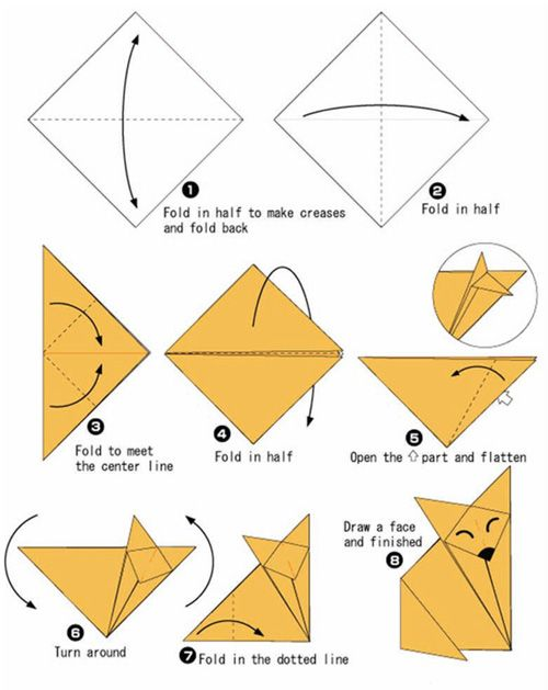 Origami For Kids Pdf 1 Extended Day Pinterest Origami