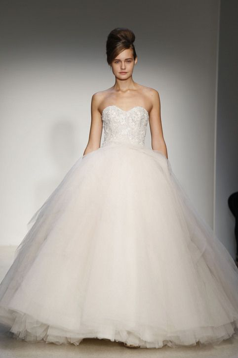 Top 4 Wedding Dresses of the Week: Ball Gown Edition | Alvina ...