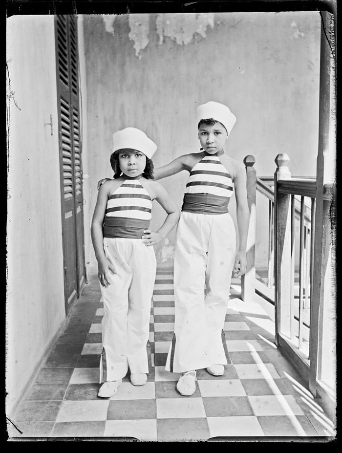 A Century Of West African Portrait Photography In Pictures
