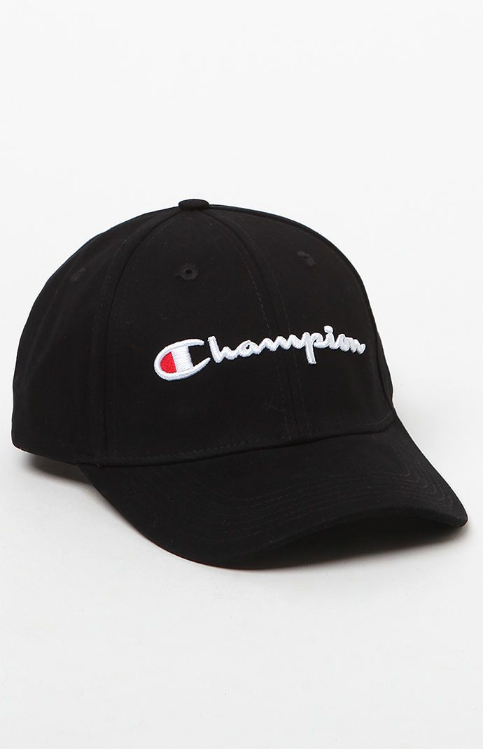 Champion Classic Twill Strapback Dad Hat  8faa031821b7
