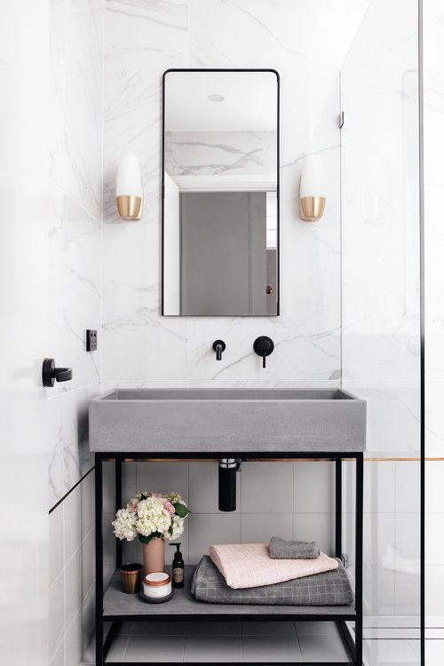 Top 5 Bathroom Trends for 2017
