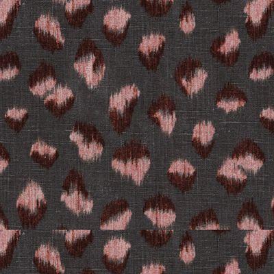 Lynn Chalk - Kelly Wearstler Feline Graphite Rose