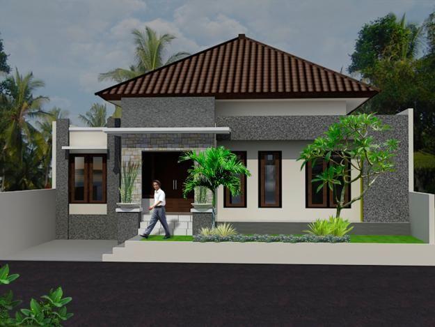 43 Gambar Variasi Rumah Tampak Depan HD Terbaru
