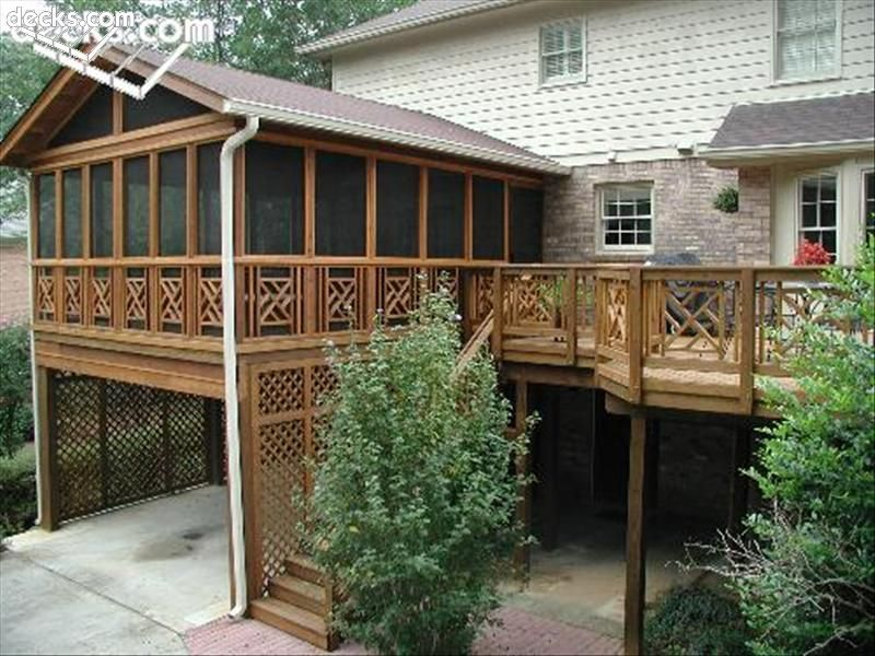 Best Shed Roof Screen Porch This Gable Style Screen Porch Is 400 x 300