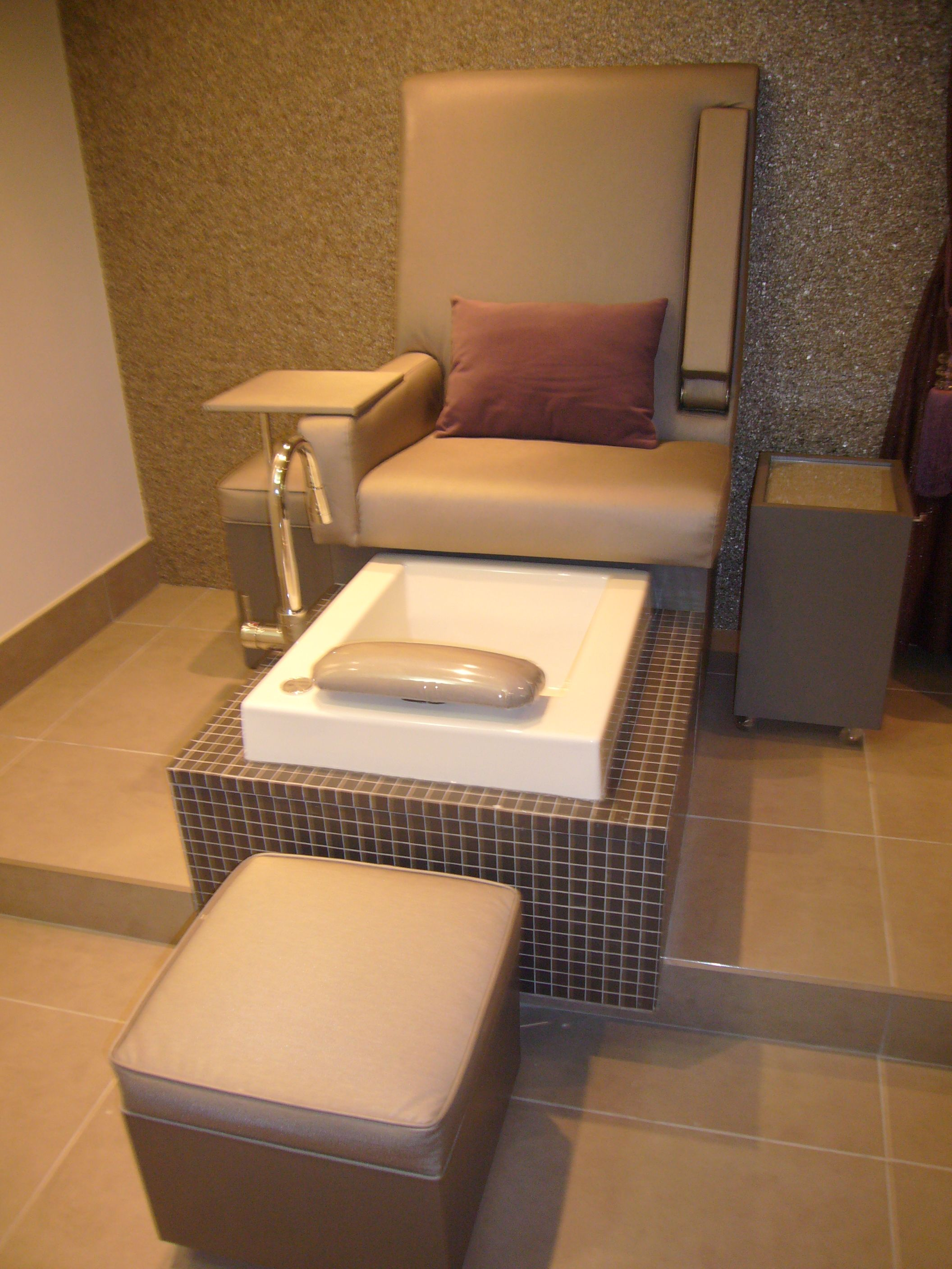 Chelsea Pedicure Chair Hand & Foot Spa