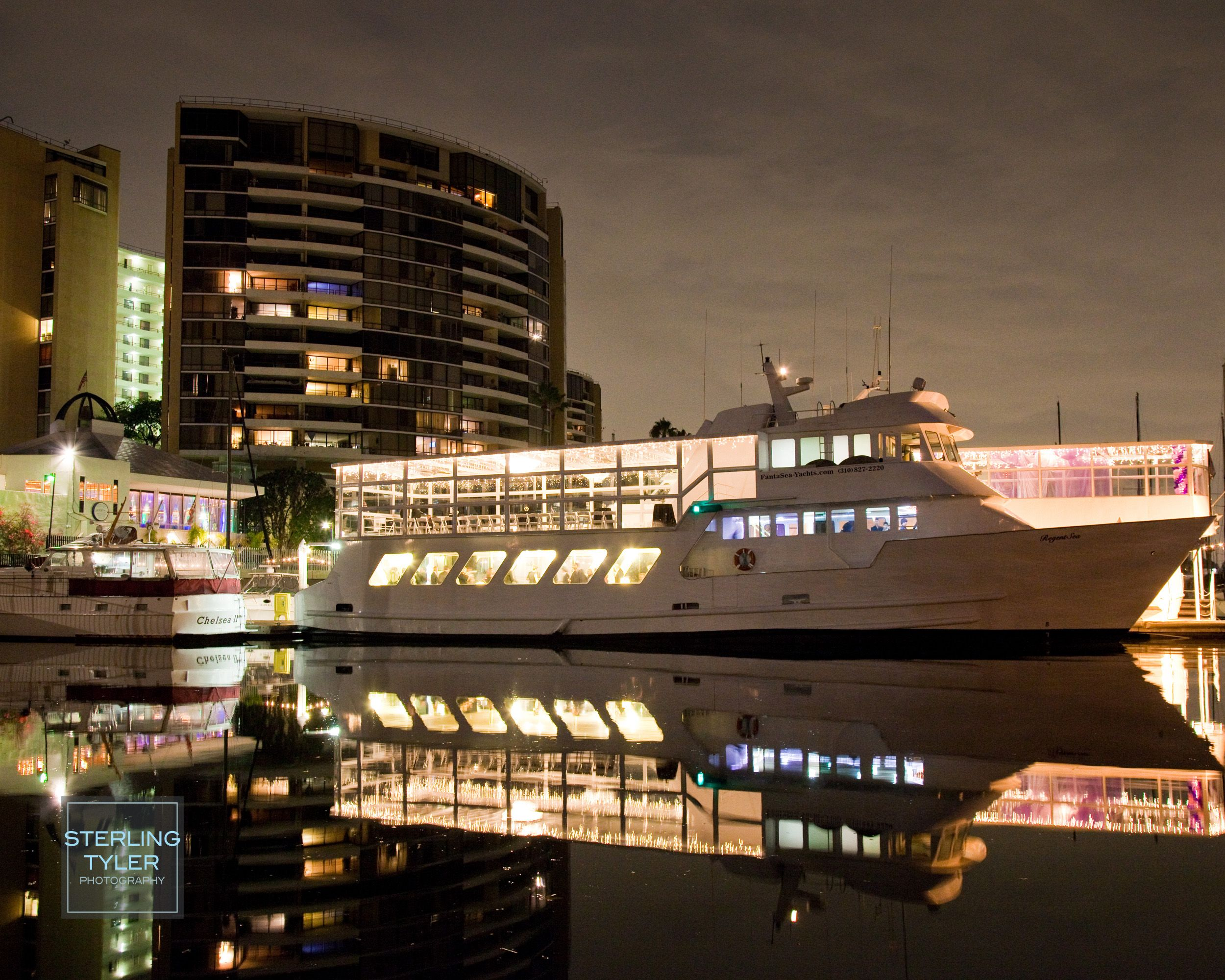The Regentsea Dockside At Fantasea Yachts And Yacht Club In Marina Del Rey Yacht Yacht Rental Yacht Charter