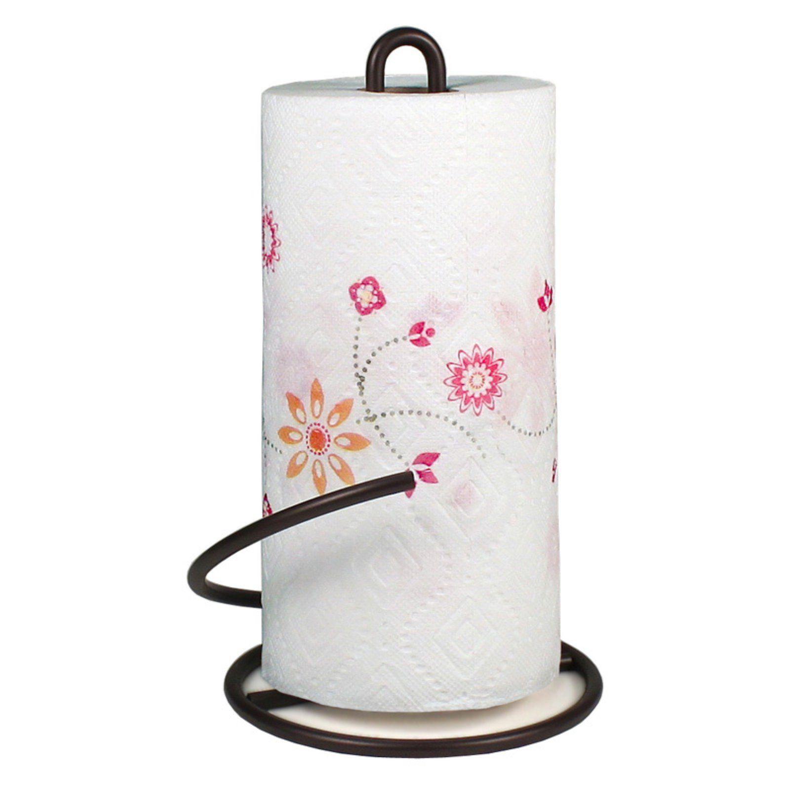 Spectrum Diversified Euro Paper Towel Holder Bronze