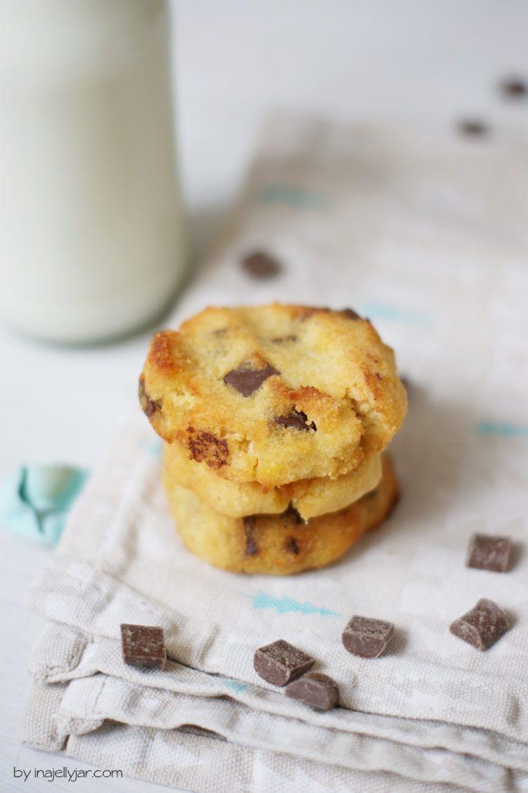 Schokocookies mit Kokosmehl | glutenfrei, Paleo und frei von...