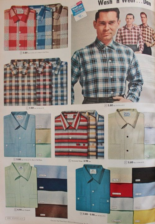 Men S 1950s Clothing History Casual Fashion 1950s