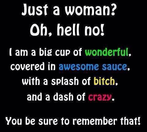 Pin By Kim Boyer On More Than Words Funny Quotes Quotes Woman
