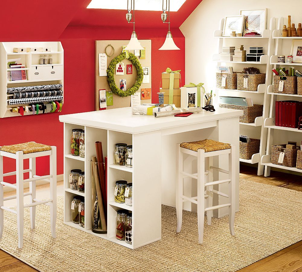 Pinterest Diy Crafts And Ideas In Order To Work Efficiently It Is Important To Have An Organized Home Office Design Craft Room Design Craft Room Office