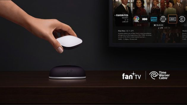 Time Warner Cable Will Sell A 99 Fan Tv Box That Streams Cable Tv And Internet Video With Images Time Warner Streaming Device Cable Box