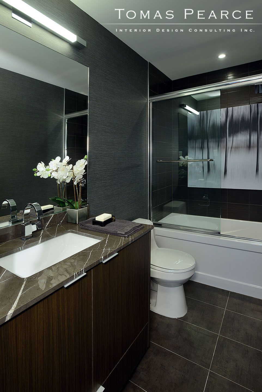 3-piece bathroom | Guest bathrooms, Bathroom, Lighted ...