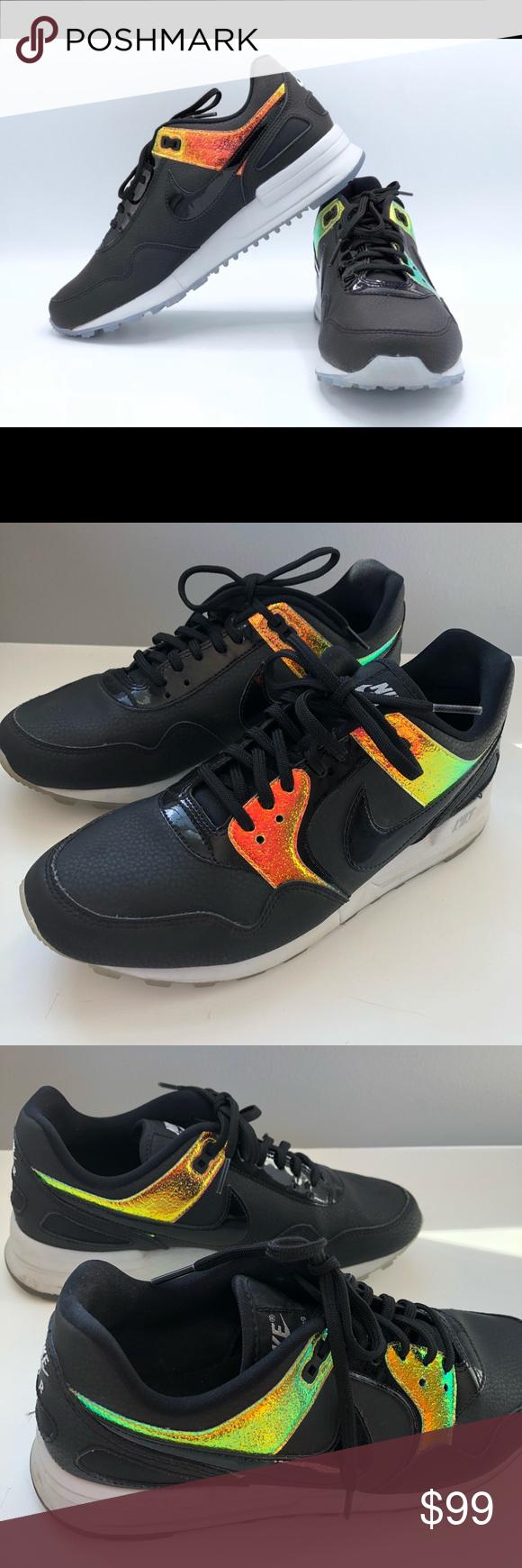 c98c372c23d29 Nike Air Pegasus 89 Sneaker Size 9 Nike Air Pegasus 89 Prm Womens Style    844889-002 Size  9 Color  BLACK BLACK-BLUE TINT-PURE PLATINUM Black Sneaker  With ...