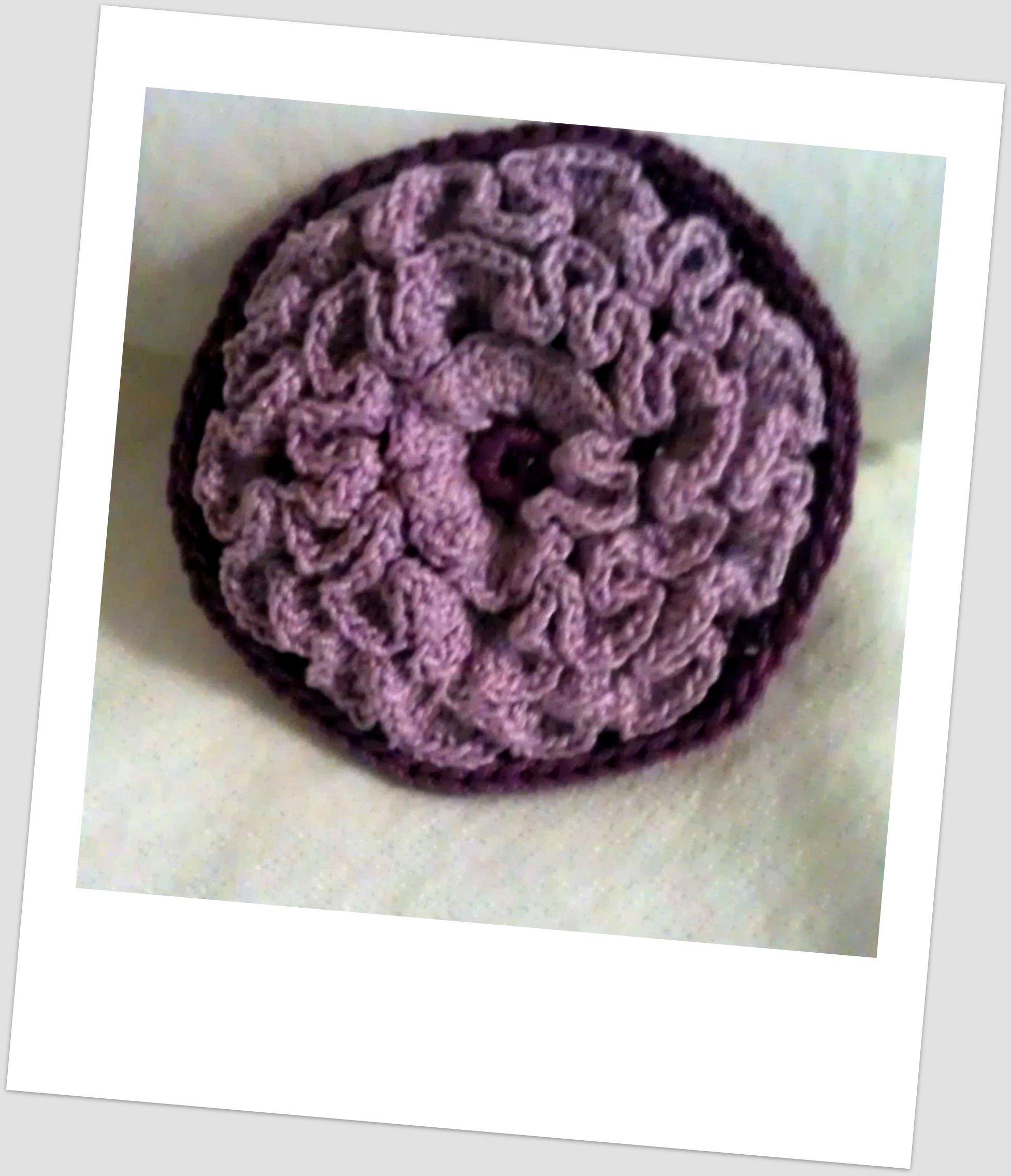 image view img brooch cottage crochet crocheted northern my flower tag