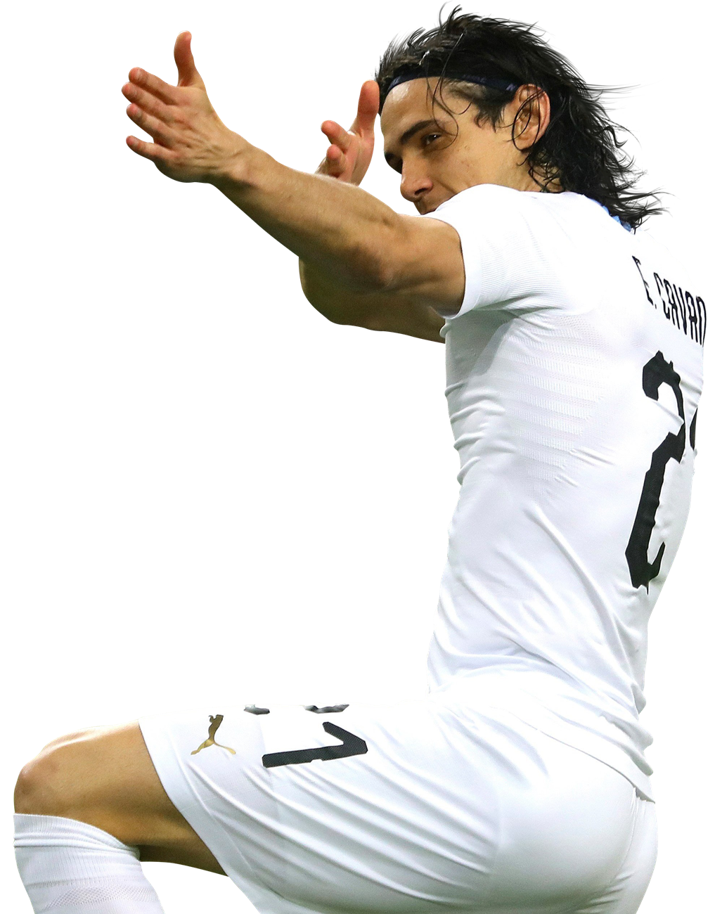 Edinson Cavani Render Uruguay View And Download Football Renders In Png Now For Free By Szwejzi April 16 2018 Football Sport Man Soccer News
