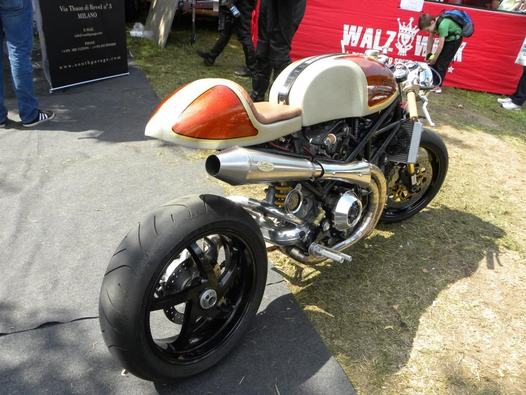 South Garage Ducati S4R