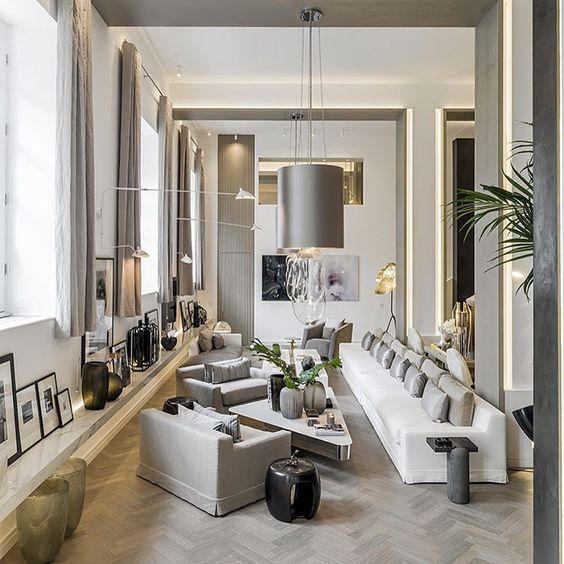 New Home Designer Decoration: Kelly Hoppen New Home à Londres