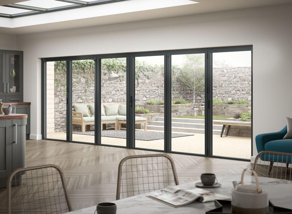 promo code b224e 5b47c Status | Kitchen in 2019 | External bifold doors, Living ...