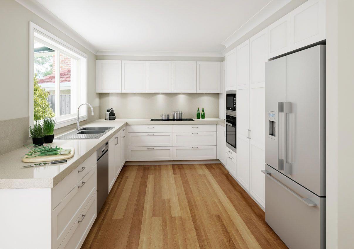 33+ Shaker door kitchen type