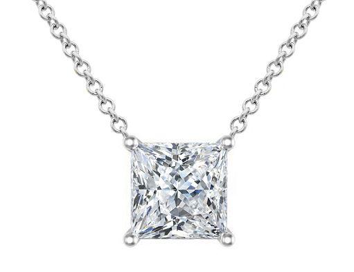 Diamond princess pendant pretty things pinterest princess diamond princess pendant aloadofball Images