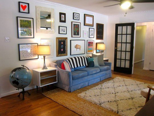 Christine S Cute Family Home Filled With Diy Projects And Vintage Finds Living Room Decor Home Decor