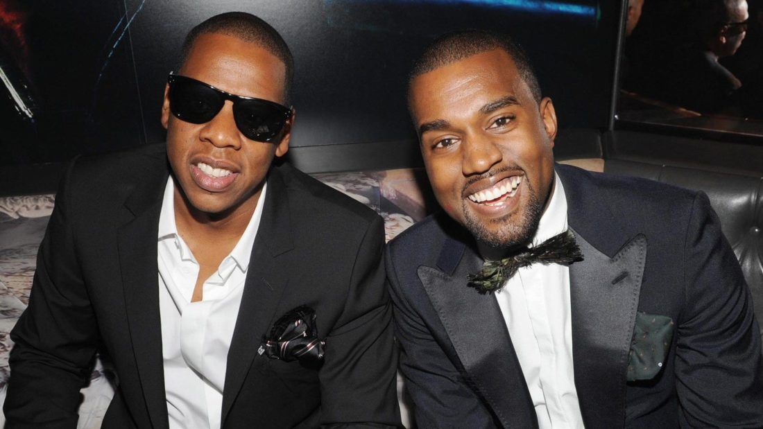 Kanye West Sues Jay Z S Roc A Fella Records And Emi Over Unpaid Publishing Royalties Jay Z Jay Z Kanye West Documentaries