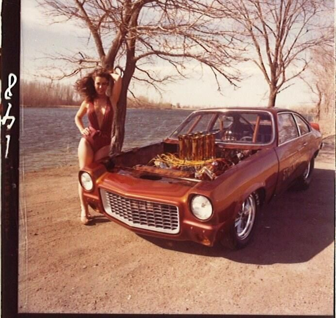 1976 Vega Race Cars – Sabines Kitchen