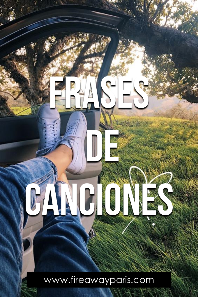 Frases De Canciones Frases De Canciones Frases Cortas Para Fotos Frases Bonitas Para Fotos